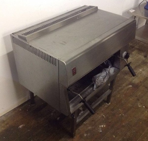 Buy Used Falcon LPG Gas Grill