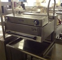 Rosinox Nat Gas Rise and Fall Grill