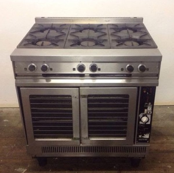 Buy Used Falcon dominator convection oven