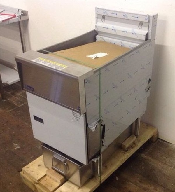 Buy Used Pitco Frialator 3 phase fryer