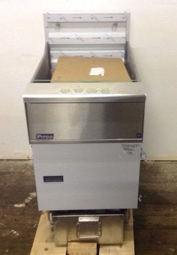 Pitco Frialator 3 phase fryer