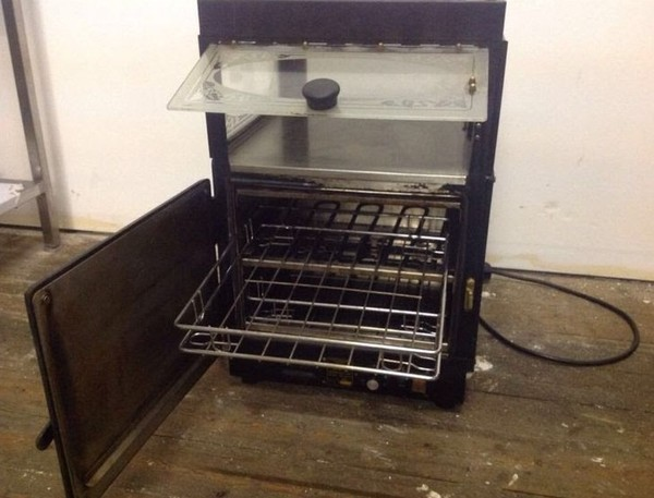 Victorian Jacket Potato Oven