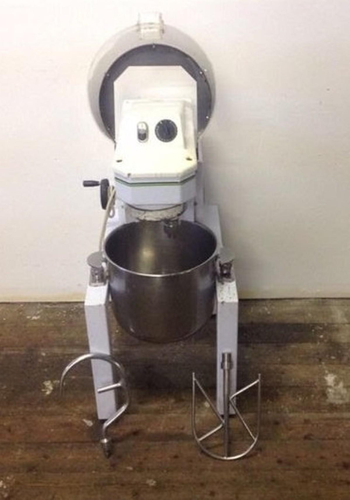 Secondhand Catering Equipment Mixers Fimar Floor