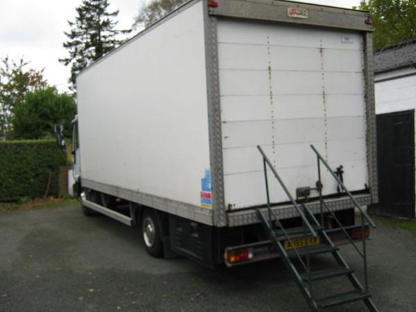 Iveco 75E17 Lorry