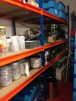 Crockery hire business for sale