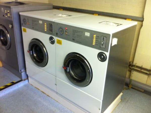 WE132 25/30lb Commercial washing machine
