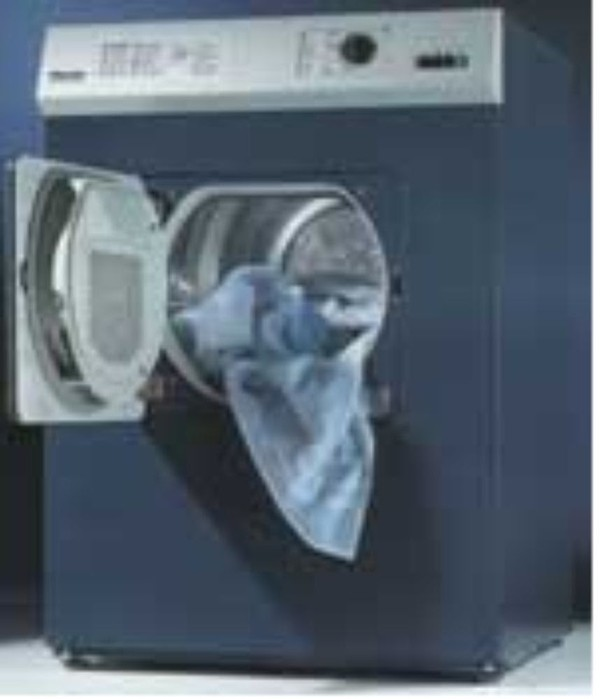 Miele T6185 Commercial Tumble Dryer drum