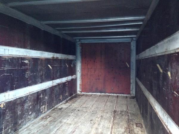 20'x8' Storage Container
