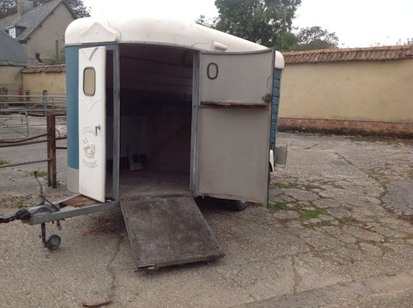 Sinclair Large Horse Trailer for sale