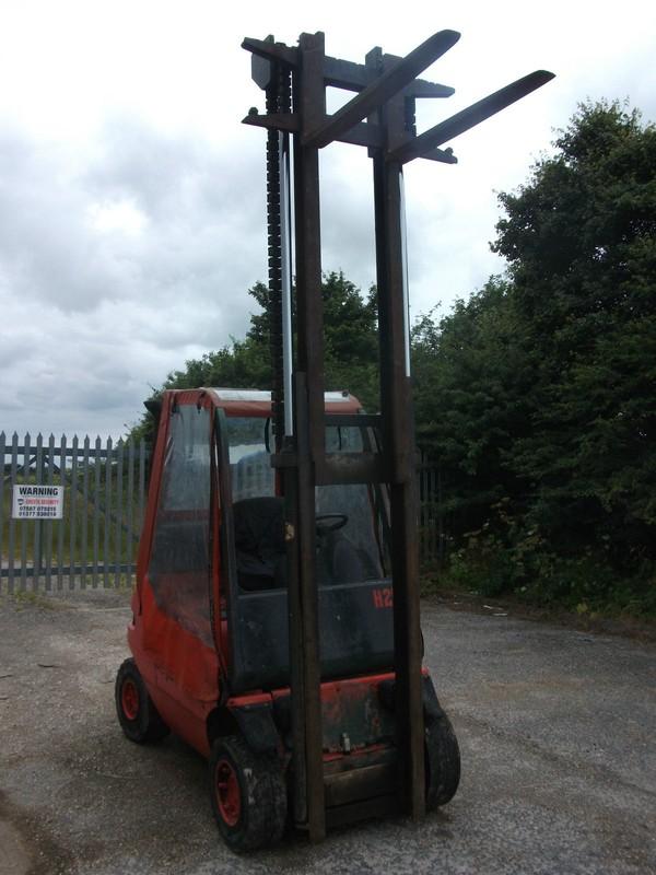 Buy Used Linde H25 Fork Lift
