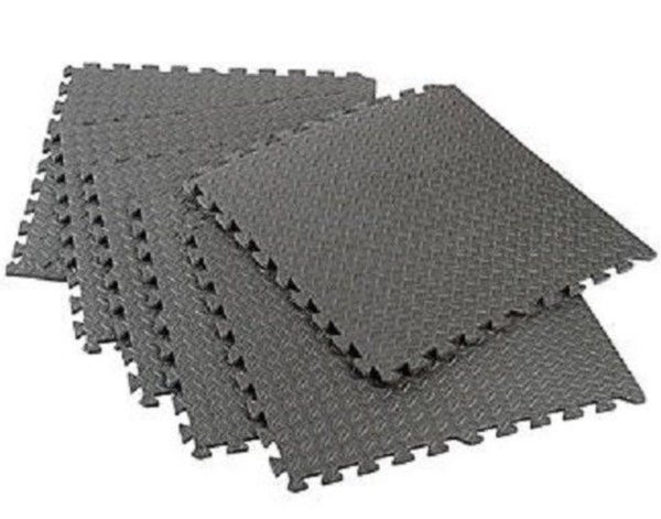 PennyLok Rubber High Impact Flooring