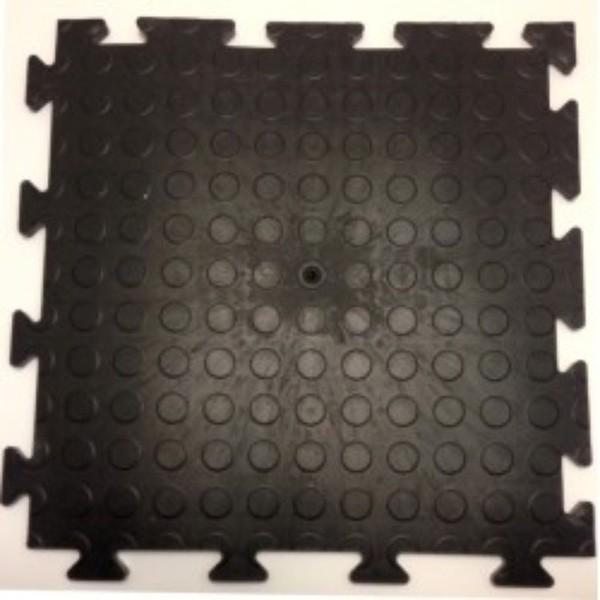 PennyLok Rubber High Impact Flooring System