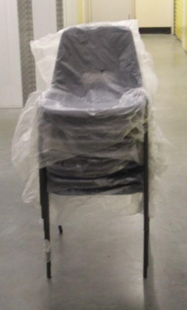 Multi purpose polypropylene chairss