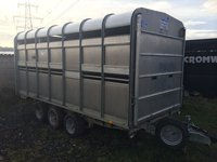 Second hand Ifor Williams DP120