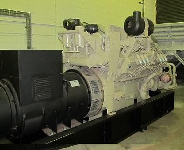 Cummins Gas Generator for sale