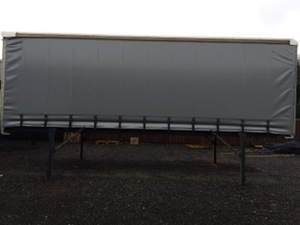 MAN 18.225 Day Cab Curtain side Lorry for sale
