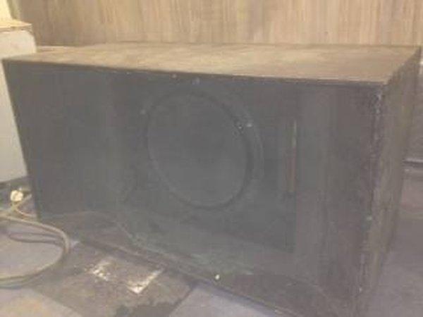 Nightfire sub drive 1000watts