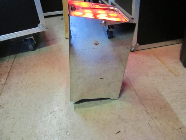 20 used Showtec Eventspot 1900 Mk 1 Battery/ Wireless Up-Lighters  for sale