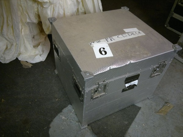 Buy Used Job Lot Flight Cases Boxes and Foam