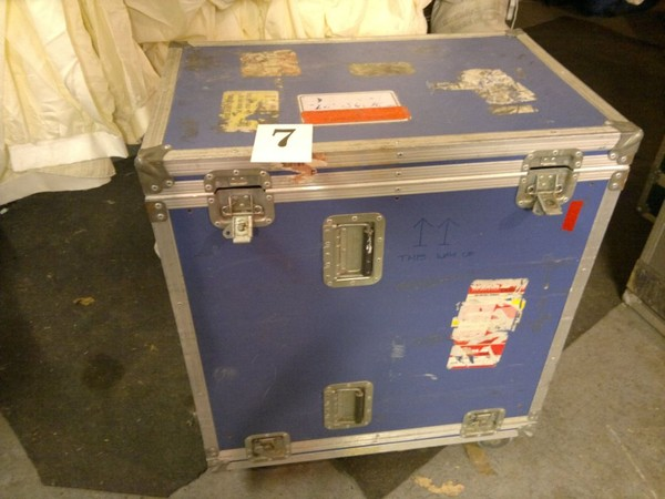 Selling Job Lot Flight Cases Boxes and Foam