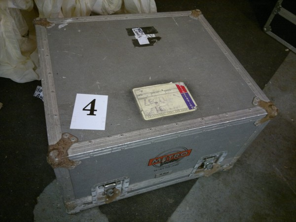 Used Job Lot Flight Cases Boxes and Foam for sale