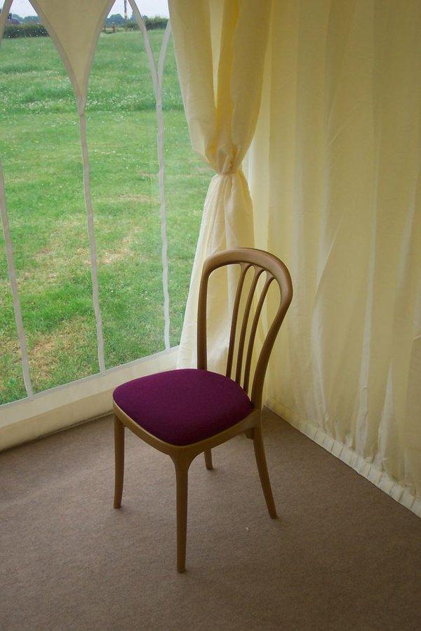 Gold Gala Chair