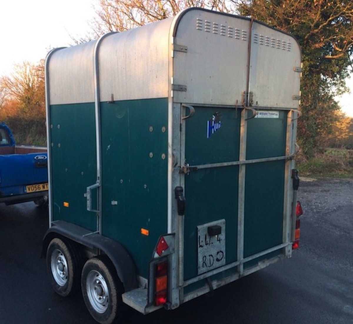 secondhand trailers