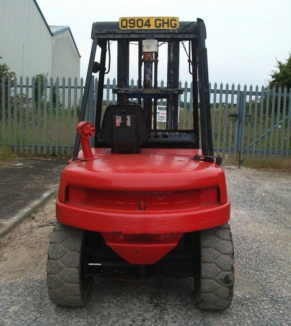 Linde H35D Diesel fork lift for sale