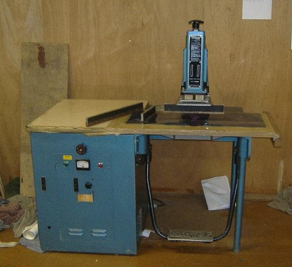 3 phase 3kw Radyne F.W. 3 High Frequency Welder