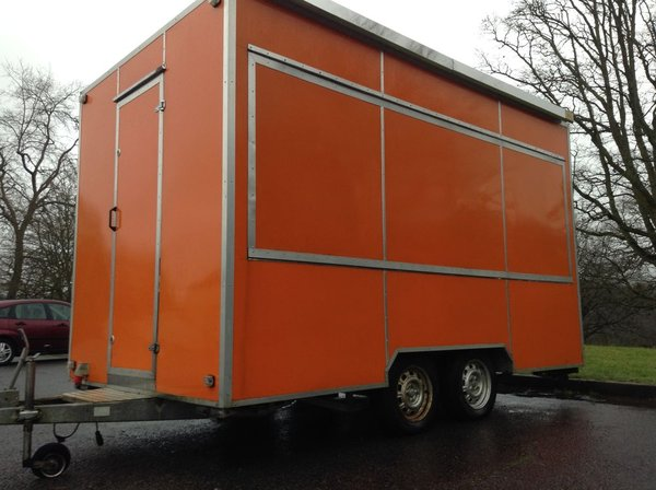 Mobile Catering Trailer / Burger Van