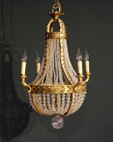 French Chandelier c.1910