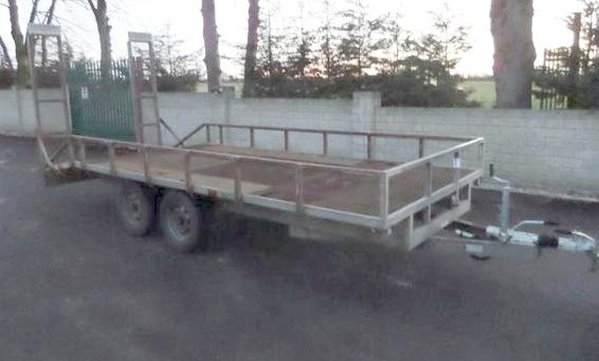 Bradley Plant trailer for sale