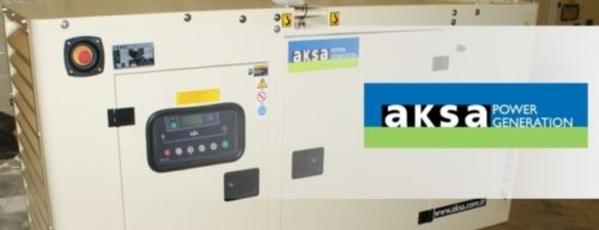 AKSA APD22PE Diesel Generator