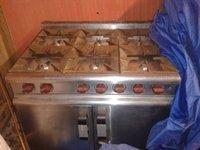 Masterchef Vulcan (Moorwood) LPG Oven