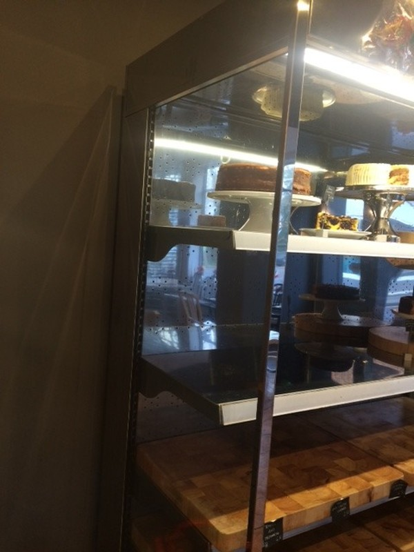 Multideck display fridge for sale