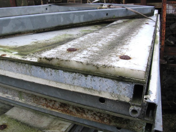 Ice rink barrier pannels for sale
