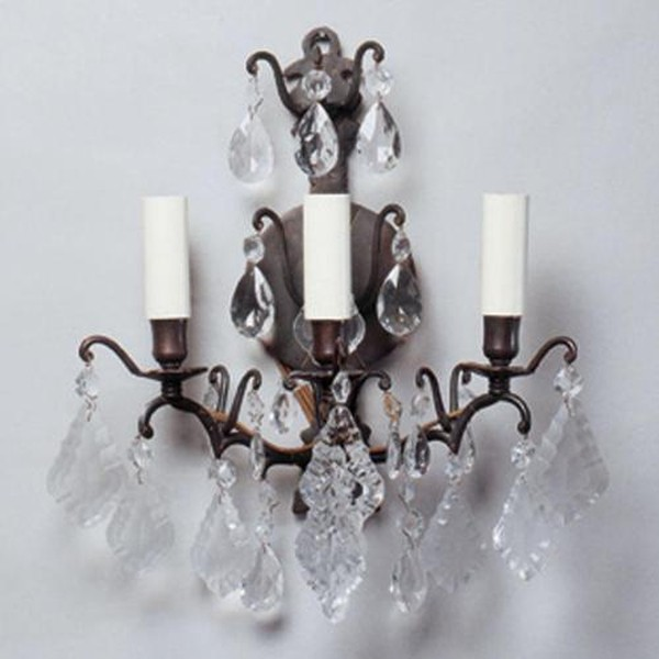Cluny Crystal wall lights