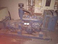 50kva Leroy-Somer diesel generator
