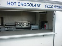 14' Catering Trailer for sale