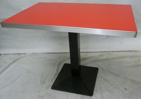 60s American Diner tables