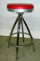 60s American Diner Bar Stools (8 available)