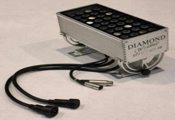 LED DMX wash lights for sale
