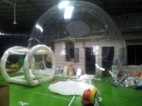 Lunapod Luxury Star Clear Inflatable Dome