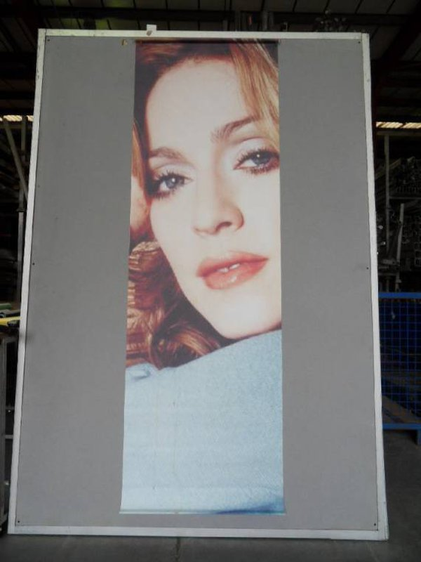 Madonna Star image banners