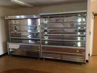 Multi deck display fridge