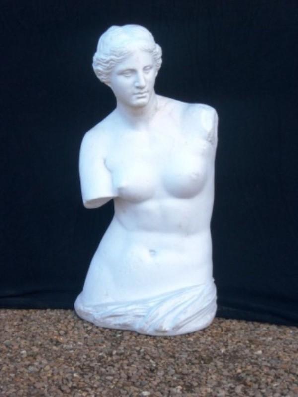 Armless female torso