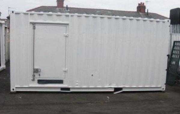 1100kva SDMO MTU Diesel Generator