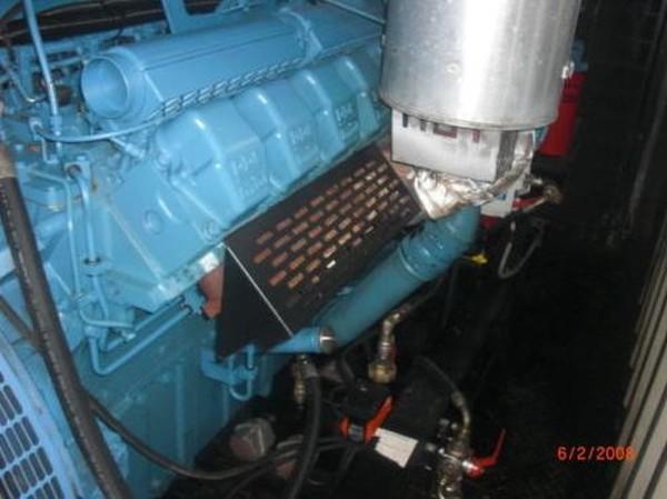 Engine MTU 18v