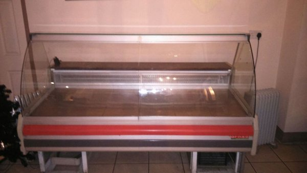 ARNEG Refrigerated Serve Over Display Counter