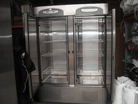 Foster PREMG1200L Double Stainless Steel Freezer